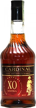 Cardinal Brandy XO Limited Edition 2007 0,7l 40%