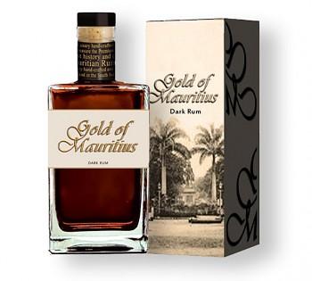 Gold of Mauritius Rum 0,7l 40%