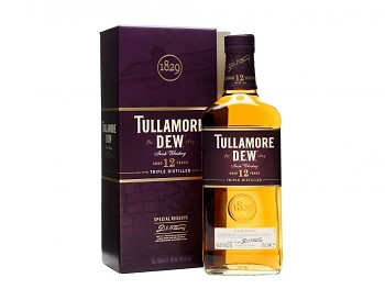 Tullamore Dew Irish Whiskey 12yo 0,7l 40%