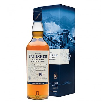 Talisker Single Malt Whisky 10 yo 0,7L 45,8%