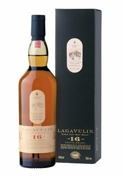 Lagavulin 16yo Single Malt Scotch Whisky   0,7l 43%