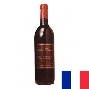 Chateau Planty Bordeaux Supérieur A.O.C 12% 0,75l