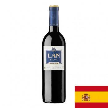 Lan Reserva D.O.Ca 13,5% 0,75l