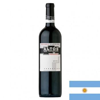 Altos Classico Malbec 14% 0,75l