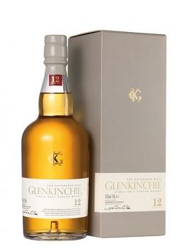 Glenkinchie 12yo Single Malt Whisky 0,7l 43%