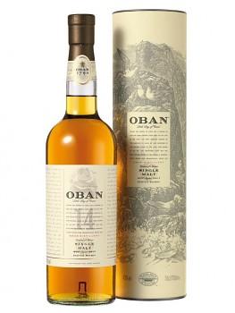 Oban Single Malt Whisky 0,7l 43%