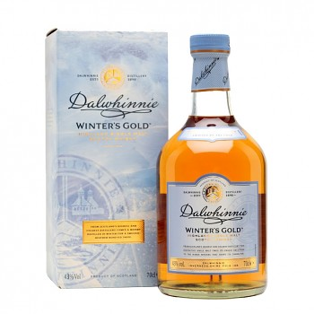 Dalwhinnie Single Malt Whisky Winters Gold 43% 0,7l