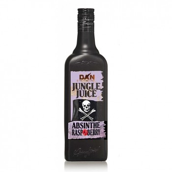 Absinth Raspberry Jungle Juice 30% 0,7l