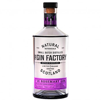 Factory Rosemary Gin 43,8% 0,7l
