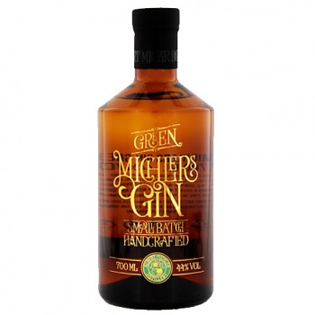 Michlers Gin Green 0,7l 44%