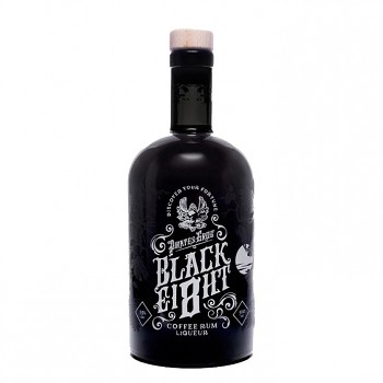 Pirates Grog Black Eight Coffee Rum 0,5l 25%