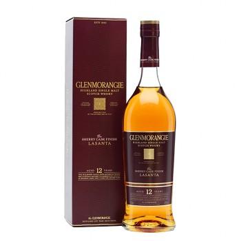 Glenmorangie Lasanta 0,7l 43%