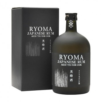 Ryoma Japanese Rum 7yo 0,7l 40%