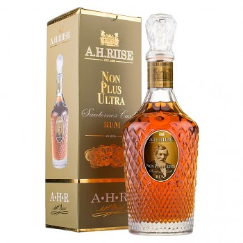 A.H.Riise    Non Plus Ultra Rum Sauternes Cask 42% 0,7l