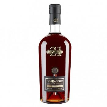 Baoruco 21y Rum 0,7l 40%