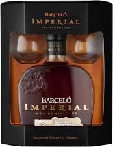 Barcelo Imperial Rum 0,7l 37,5% + 2x sklo
