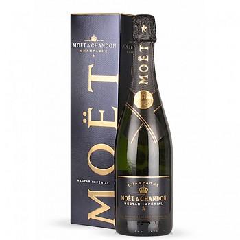 Moët & Chandon Nectar Imperial Demi 0,75l 12% dárkový kartonek