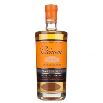 Clement Rhum Creole Shrubb Liqueur Orange 40% 0,7l