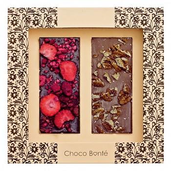Tabulková hořká, mléčná čokoláda extra 65g. T526