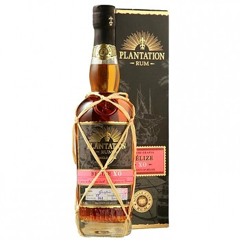 Plantation Rum Single Cask Belize XO 0,7l 49,4%