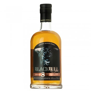 Black Bull  8yo 0,7l 50%