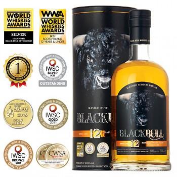 Black Bull 12yo 0,7l 50%