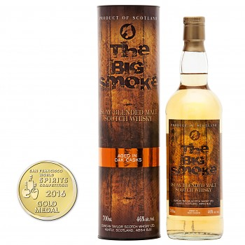 Big Smoke Islay Blended Malt Scotch Whisky 0,7l 46%