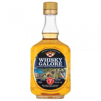 Galore 7yo Single Malt Scotch Whisky 0,7l 40%