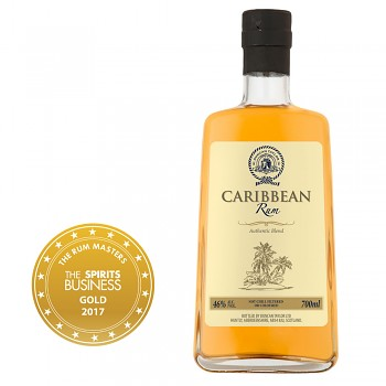 Duncan Taylor Caribbean Blend Rum 0,7l 46%