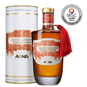 ABK6 Orange & Cinnamon Liqueur 0,7l 35%