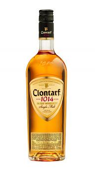 Clontarf Single Malt Irish Whiskey + dárkový kartonek 0,7l 40%