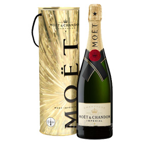 Moët & Chandon Brut Imperial 0,75l 12% Festive Tube