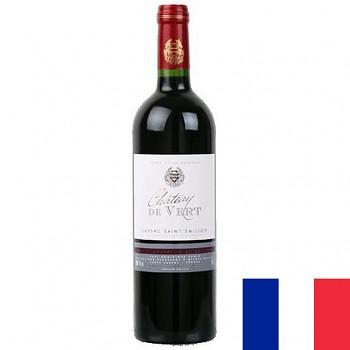 Chateau de Vert Bordeaux 0,75l 12%