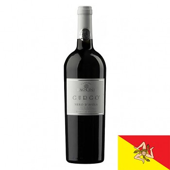 "Nero D avola Gurgo ""Best Selection"" 0,75l 13,5%"