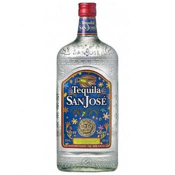 Tequila San José Blanco 1l 35%