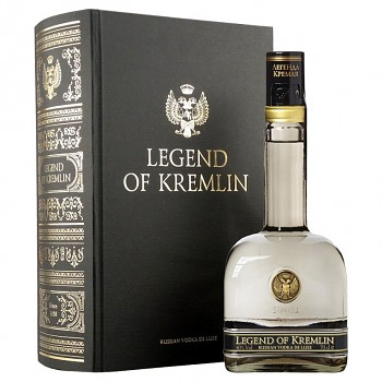 Legend of Kremlin 0,7l 40%