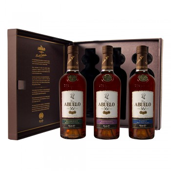 Abuelo XV Collection 3x0,2l 40%