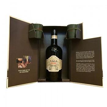 Naga Rum dárková kazeta 0,7l 40%