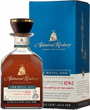 Admiral Rodney ROYAL OAK Extra Old 0,7l 40%